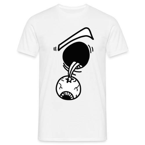 Ojo colgante - Camiseta hombre