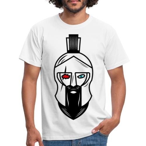 Warrior (plain) - Men's T-Shirt