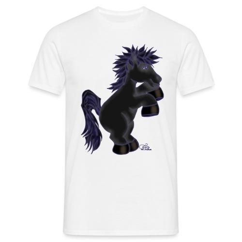 Kleiner Rappe - Männer T-Shirt