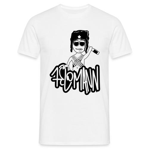 hehe - Männer T-Shirt