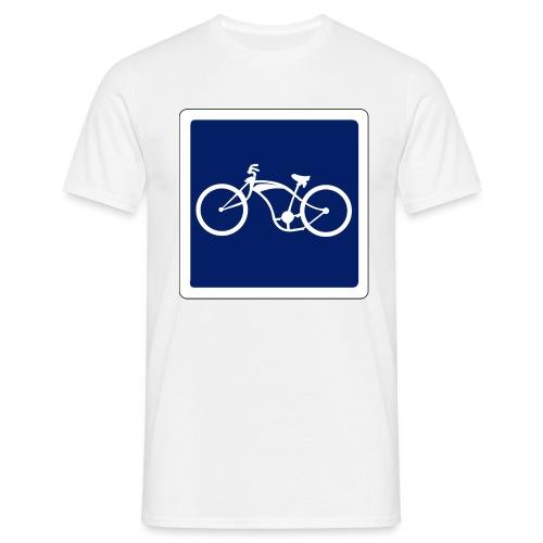 panneau - T-shirt Homme