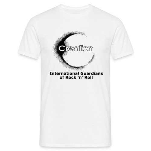 internationalguardiansteeblk - Men's T-Shirt