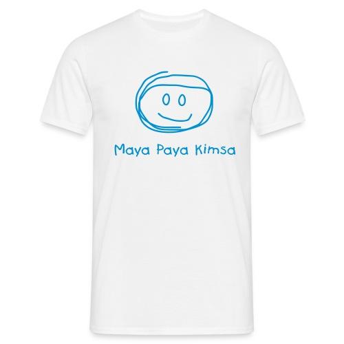logo projekt transparent - Männer T-Shirt