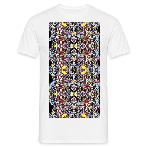 fabric small 22b3 big11a.jpg - Männer T-Shirt