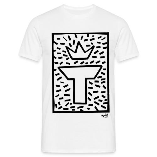 manu m - T-shirt Homme