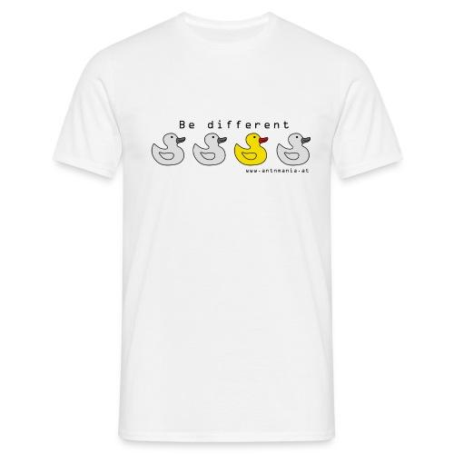 bedifferent png - Männer T-Shirt