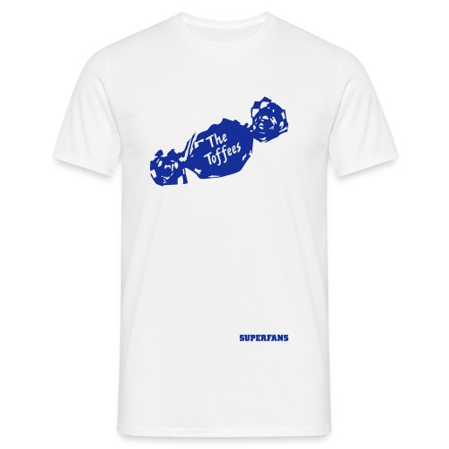 The Toffees - Men's T-Shirt