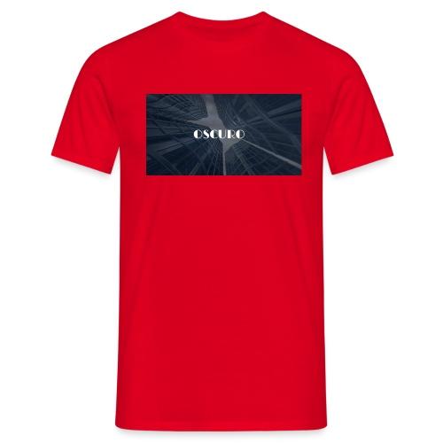 COPERTINA ALBUM OSCURO - Maglietta da uomo