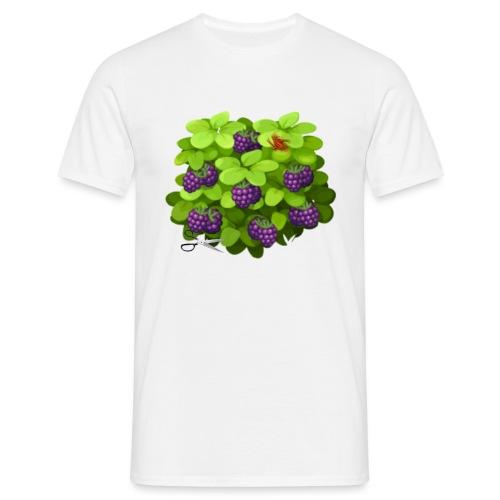 Skäringer&Mannheimer: Hårtussen i björnbärsbusken - T-shirt herr
