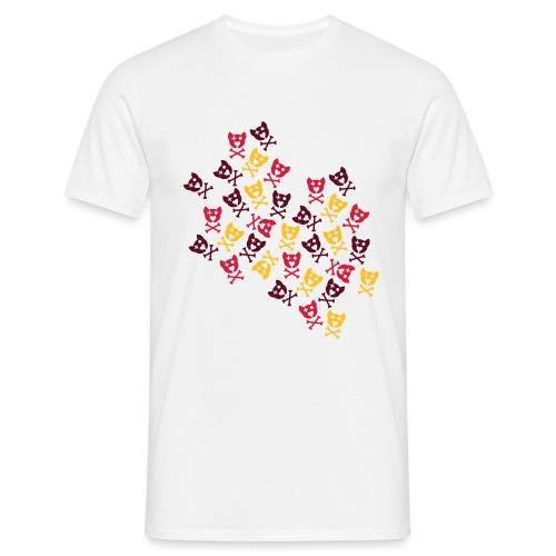 multi dead - T-shirt Homme