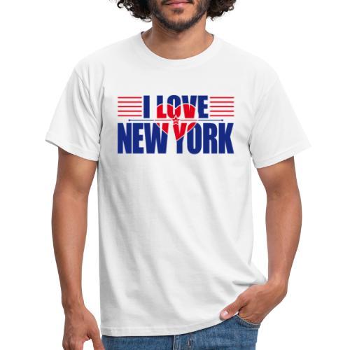 love new york - T-shirt Homme