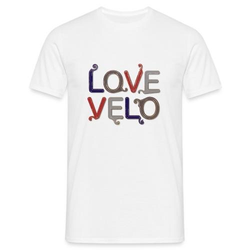 LOVEVELO - T-shirt Homme