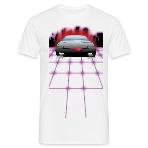 Knight Rider Tron - Männer T-Shirt