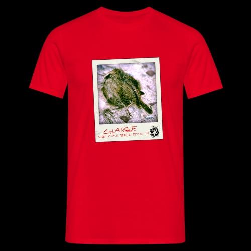 POLAROID change - T-shirt Homme