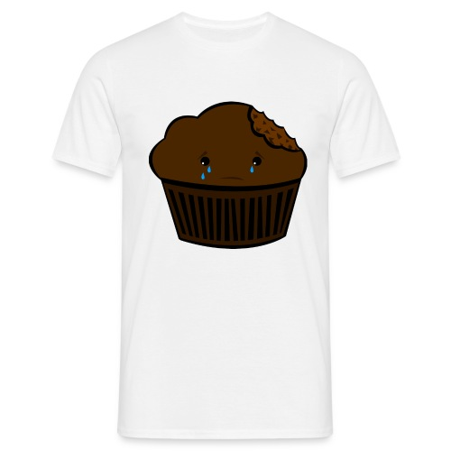Un-Happy Muffin - Men's T-Shirt