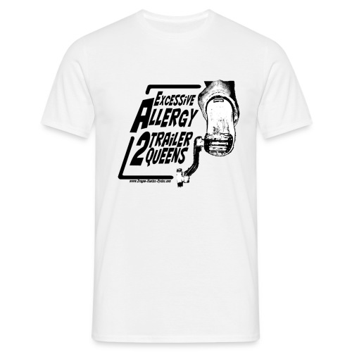 Excessive Allergy 2 Trailer Queens Black - T-shirt Homme