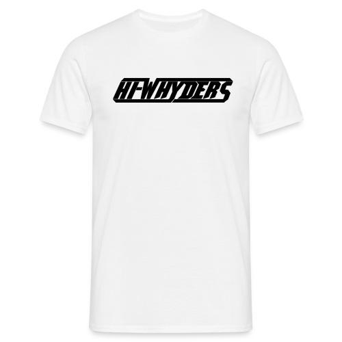 hiwhyders transparent big - Miesten t-paita