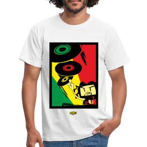 Vinylist - Männer T-Shirt
