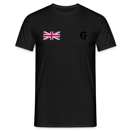 1024px Flag of the United Kingdom svg png - Men's T-Shirt
