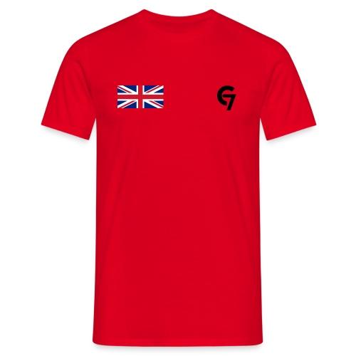 1024px Flag of the United Kingdom svg png - Men's T-Shirt