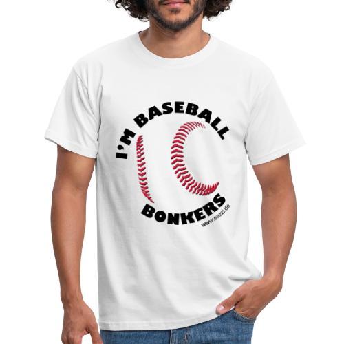baseball-bonkers - Männer T-Shirt