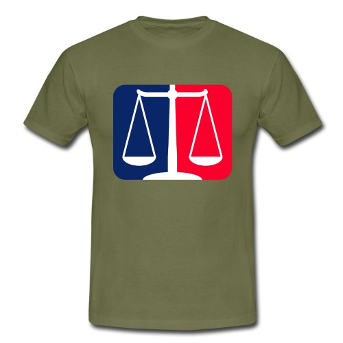 Logo2 - Männer T-Shirt