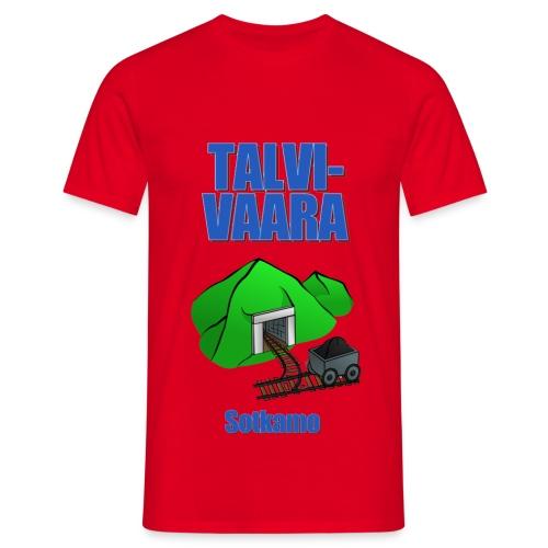 Talvivaara2 png - Men's T-Shirt