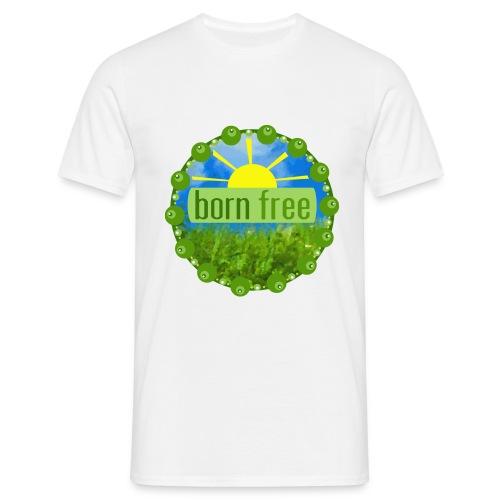 bornfreegreen - T-shirt herr