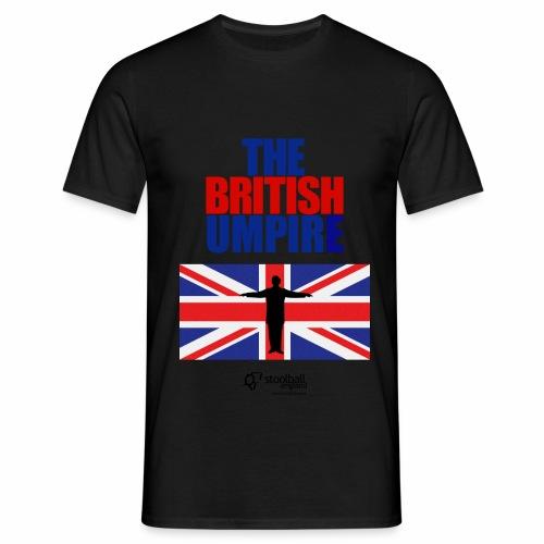 British Umpire - Men's T-Shirt