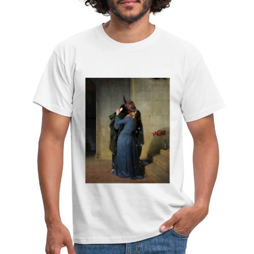 LUCA MGZ X iorestoacasaArtistiUniti - Maglietta da uomo