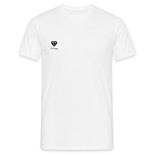 fc design logo 2017 - Männer T-Shirt