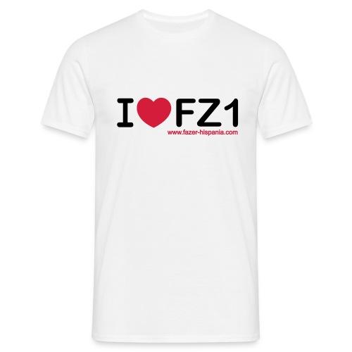 ilovefz1 2 - Camiseta hombre