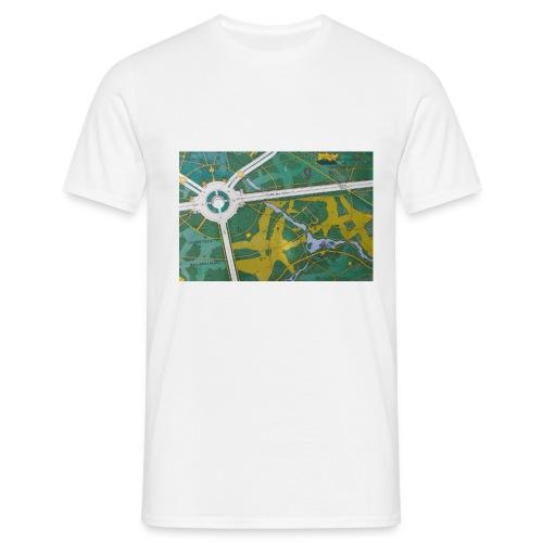 Tiergarten à Berlin - T-shirt Homme