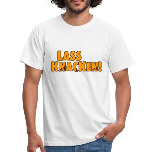 knackenorange - Männer T-Shirt