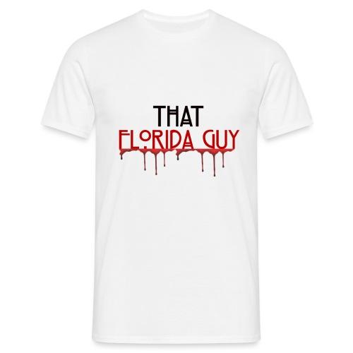 ahs theme tshirt - Men's T-Shirt