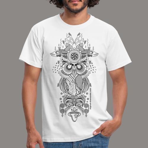 Lost Diamonds Night - Men's T-Shirt