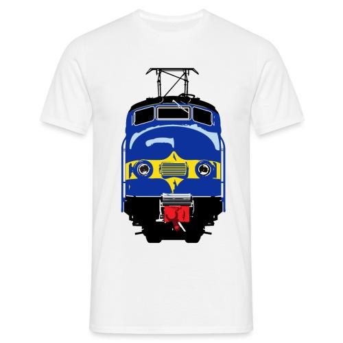 Hondekop Benelux 3 kleuren - Mannen T-shirt