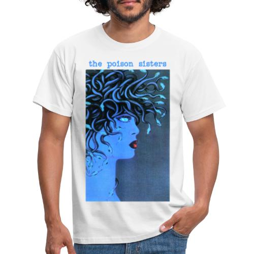 Medusa Blue - Men's T-Shirt