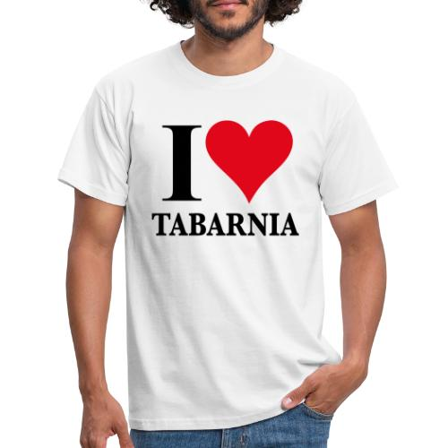 I love Tabarnia - Men's T-Shirt
