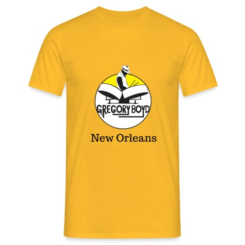 URBAN ISLAND GEAR / NEW ORLEANS STYLE - Herre-T-shirt