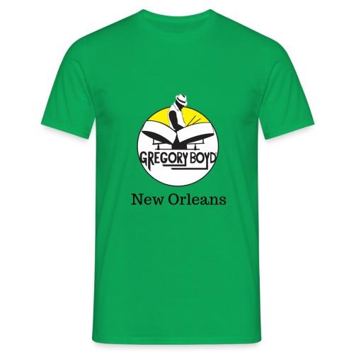 URBAN ISLAND GEAR / NEW ORLEANS STYLE - Herre-T-shirt