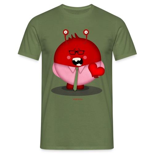 Love Monster - Men's T-Shirt