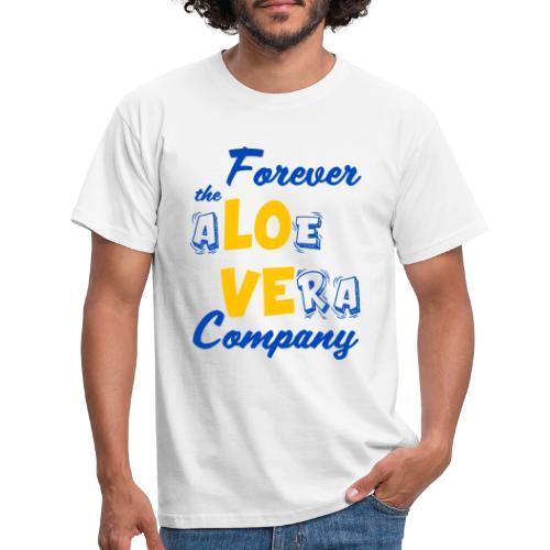 The Aloe Vera Company - Männer T-Shirt
