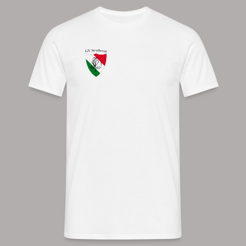 Wappen Struthonia (vorne) - Männer T-Shirt