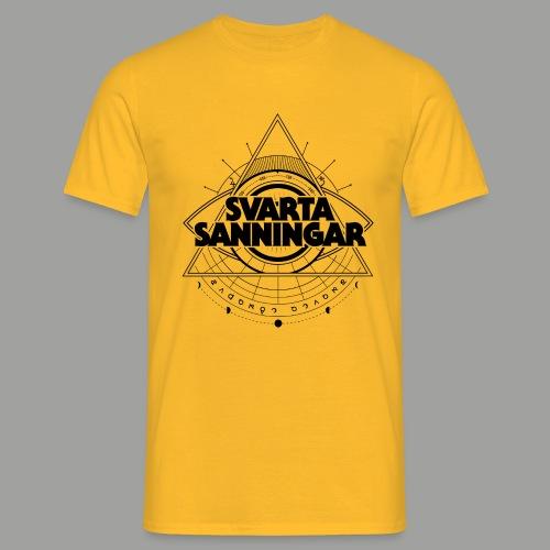 Dracunit symbol black - T-shirt herr