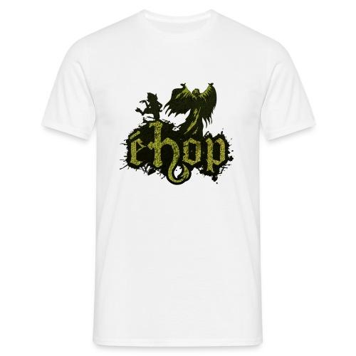 ehop nouveau logo png - T-shirt Homme