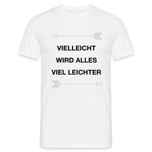 life - Männer T-Shirt