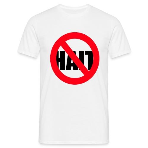 crossed over HAIT - T-shirt herr