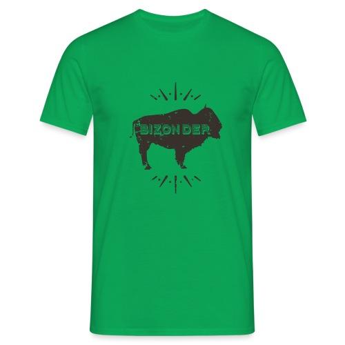 Bizonder - Mannen T-shirt