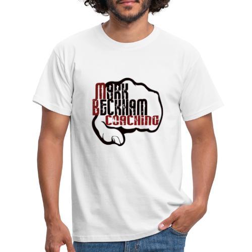 MB COACHING NEW LOGO - Men's T-Shirt